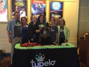 Tupelo Booth at the Ultimate Elvis Tribute Artist Competition