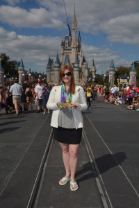 Token castle pic with my medals